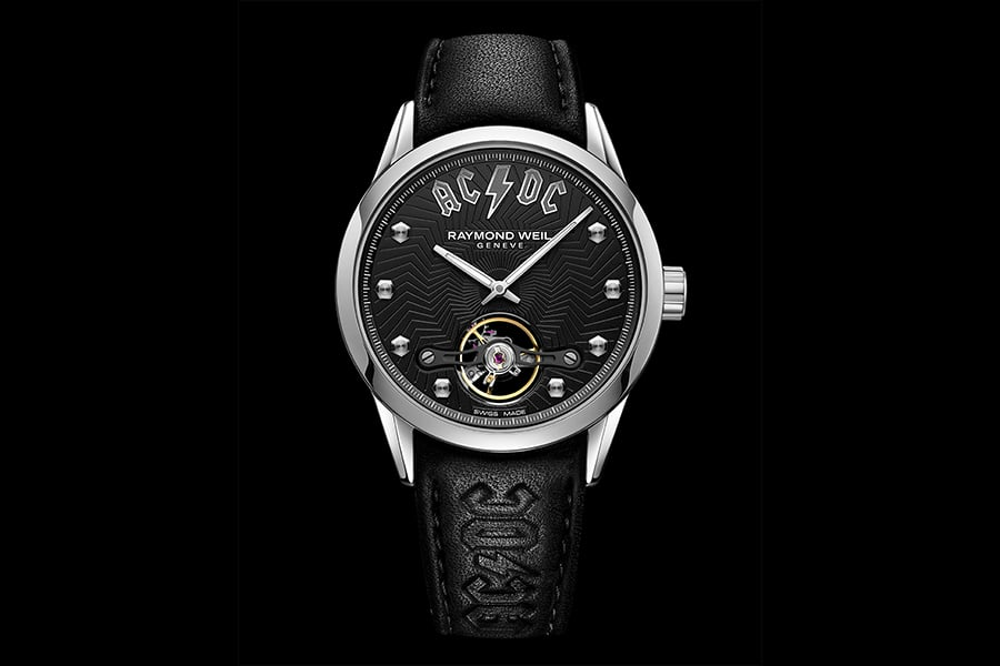 Raymond Weil ACDC Limited Edition Watch