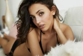 italian beauty erika albonetti art and fashion modelling