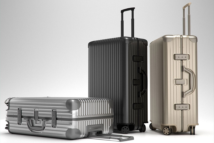 rimowa groove travel cases