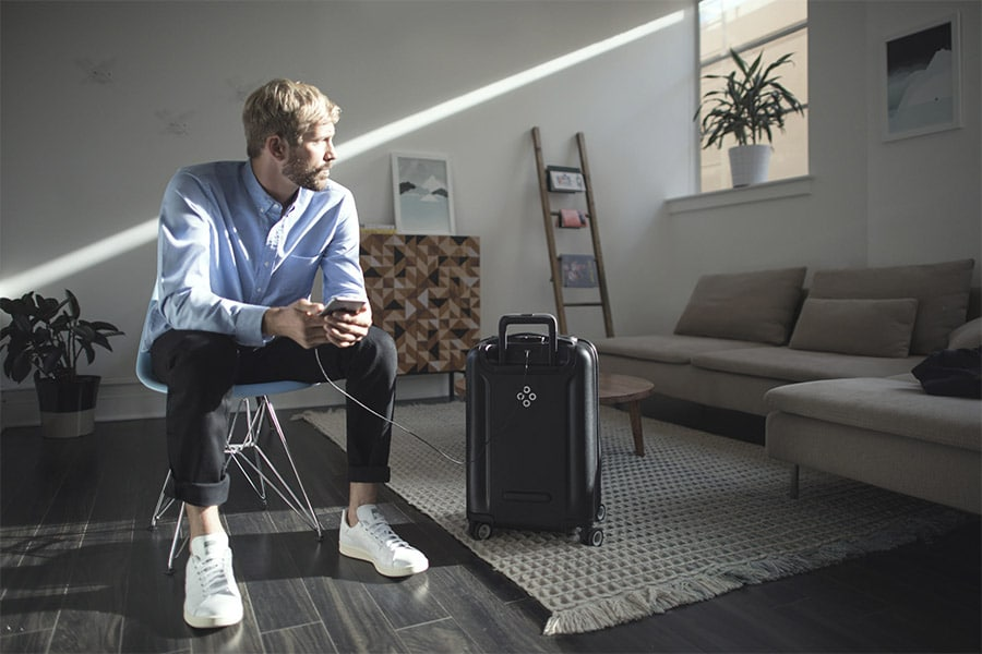 8 best usb charging luggage and suitcases