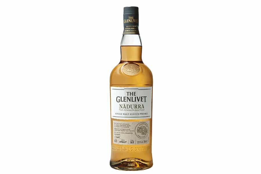 The Glenlivet Nadura Bottle