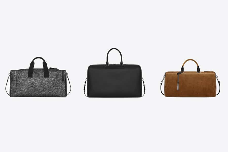 Saint Laurent carry-on handbags