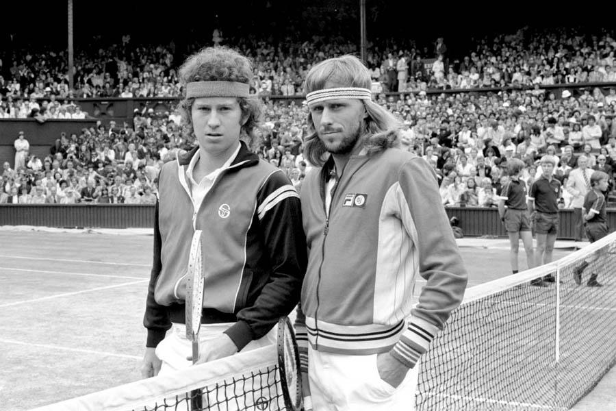 borg mcenroe wimbledon final 1980