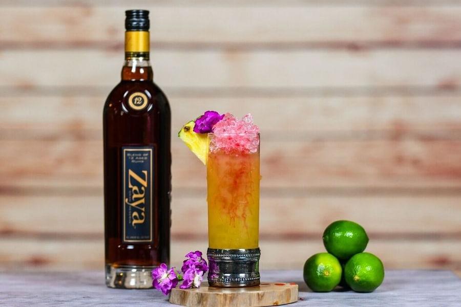 zaya rum cocktails