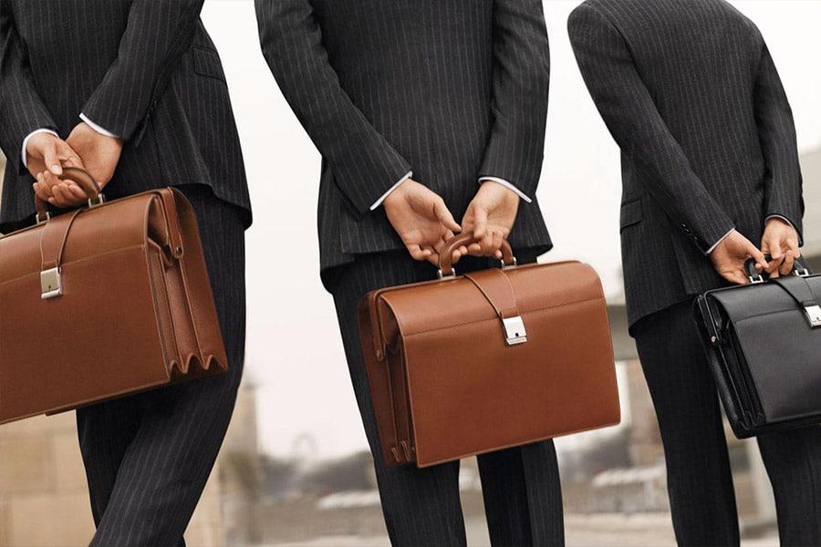 Ermenegildo Zegna luxury suitcases