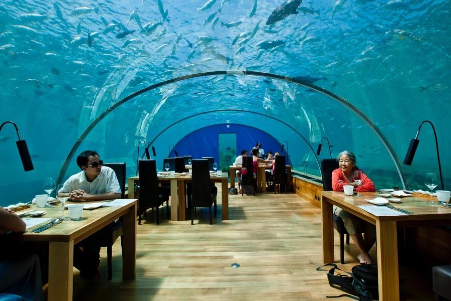 conrad rangali island resort maldives