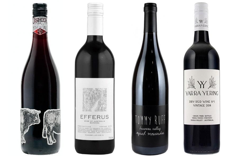 best Aussie Red Wine Blends