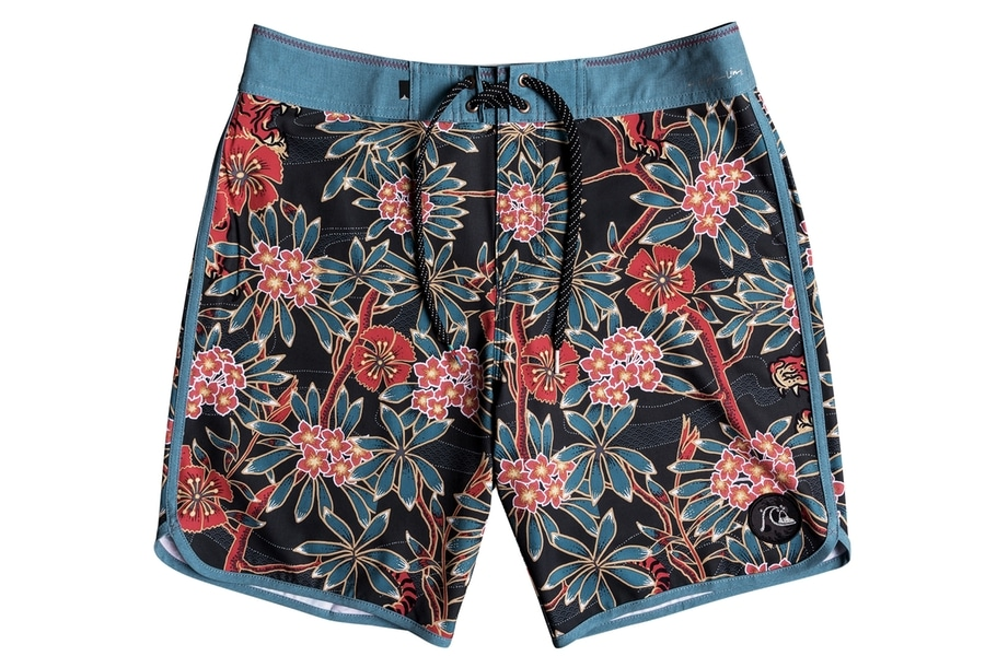 quiksilver highline boardshorts collection silent fury