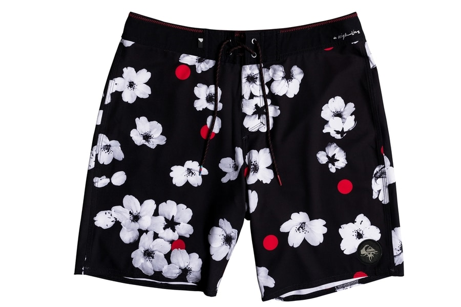 quiksilver highline boardshorts collection cherry pop