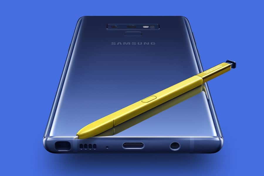 father day gift guide samsung galaxy note 9
