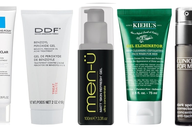 10 Best Men's Acne and Pimple Treatment Products | Man of Many