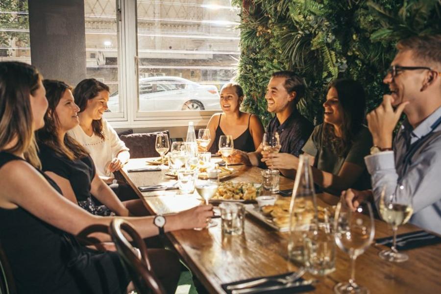 the duke group dinner