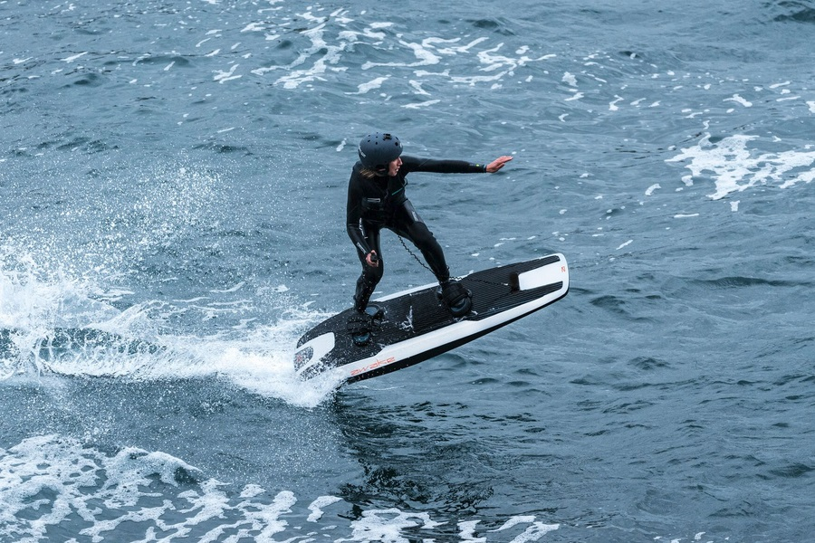 swedish made electric surfboard