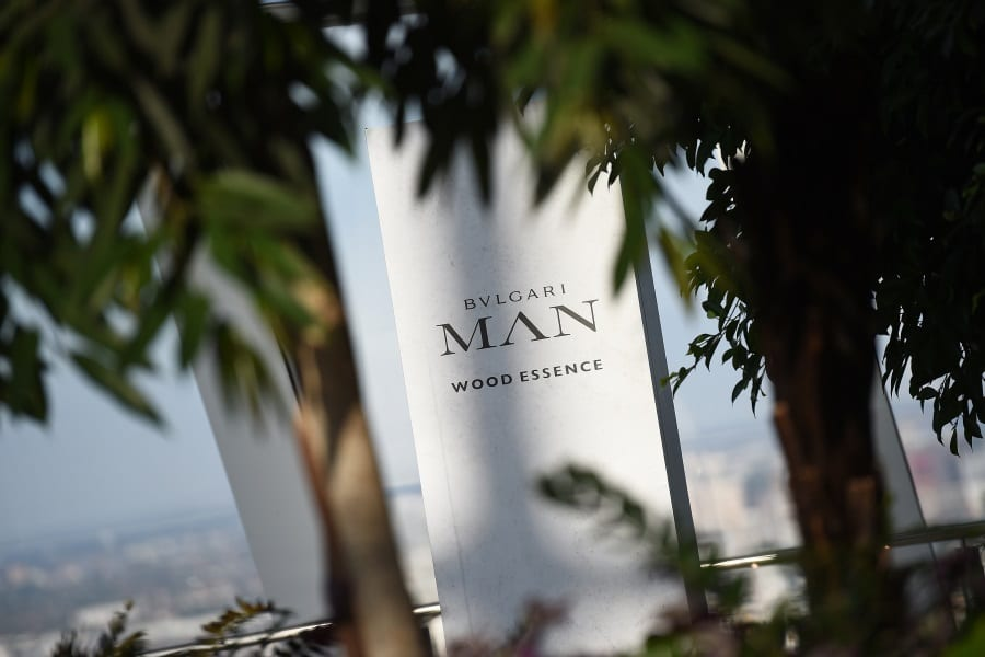 bvlgari man wood essence allows man meet nature