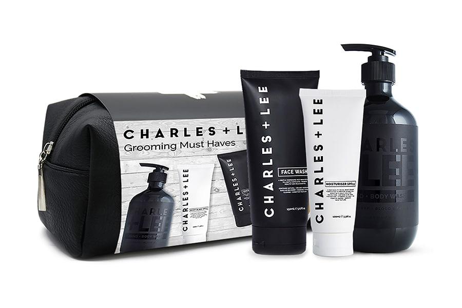 charles lee grooming must haves