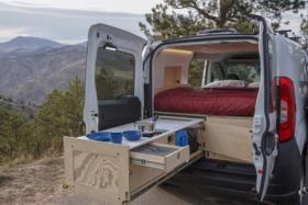 new contra van camper van conversion kit