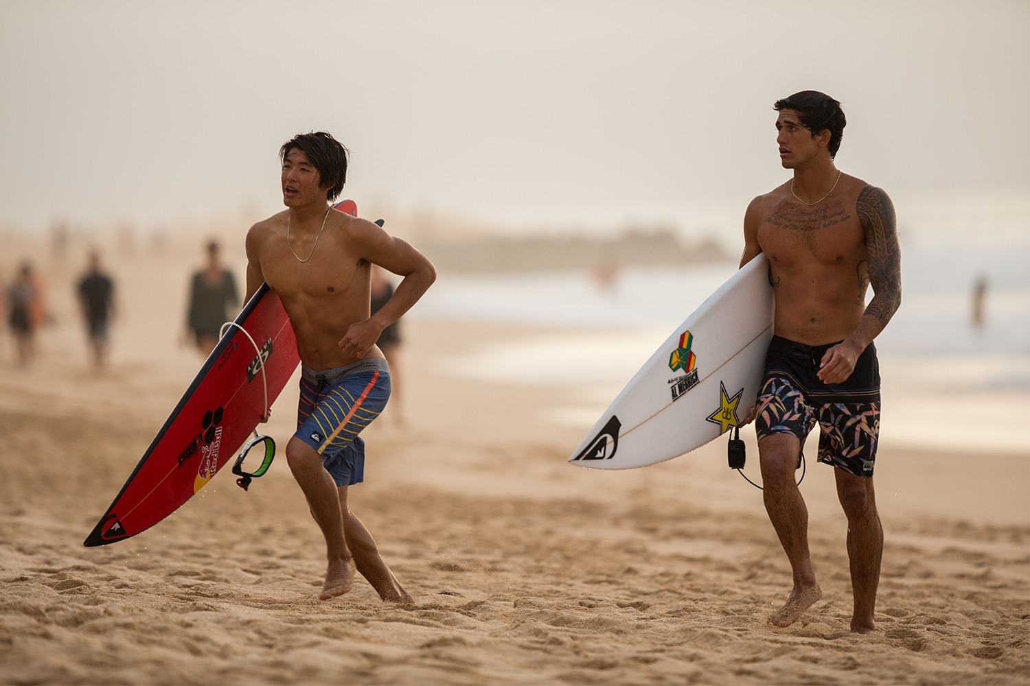 0313aaec87 Why Pro Surfers Still Froth for Quiksilver's Highline Boardies | Man of Many