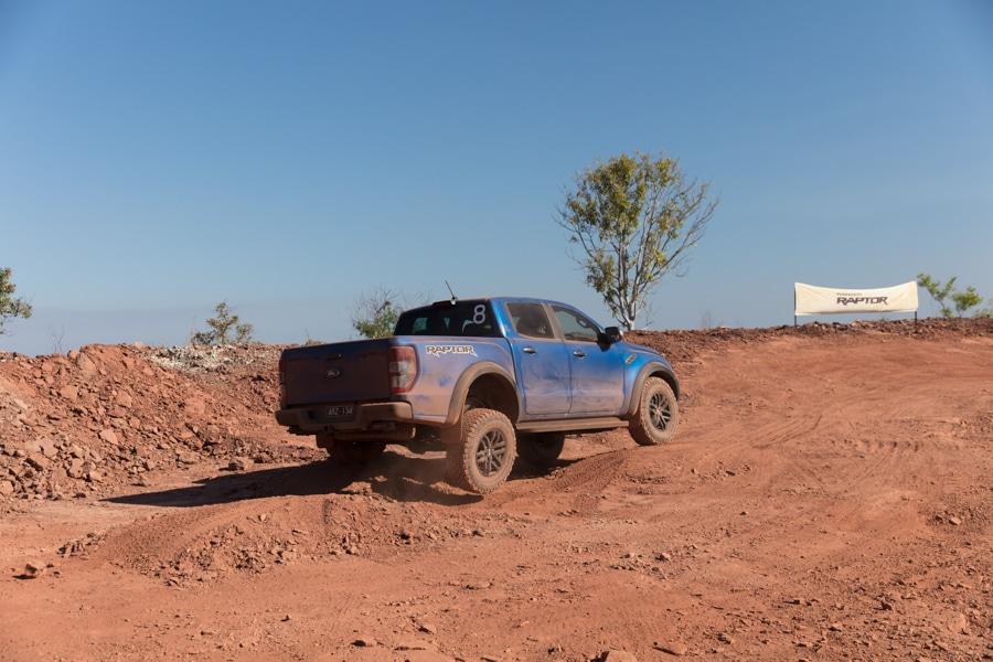 ford ranger raptor wheel
