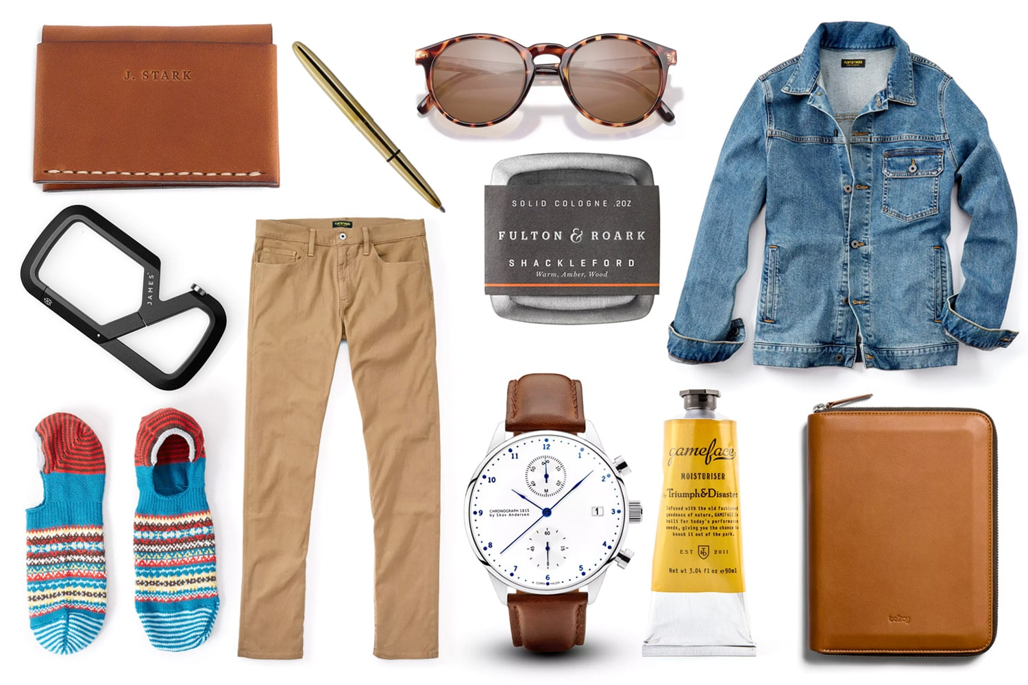 Huckberry Finds – August 2018: Casual Fridays