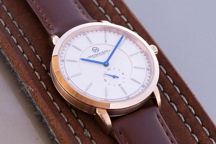 melbourne watch company wristwatch