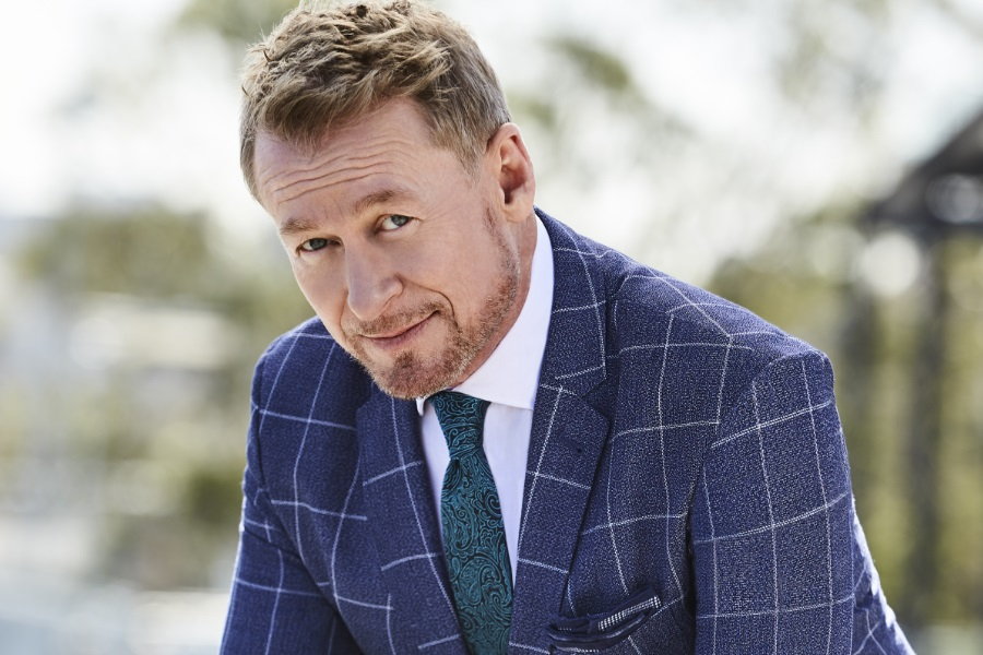 richard roxburgh interview time looking