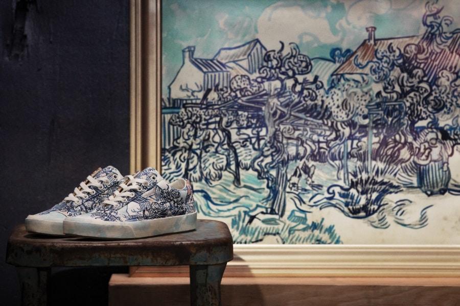 Vincent Van Gogh sneakers