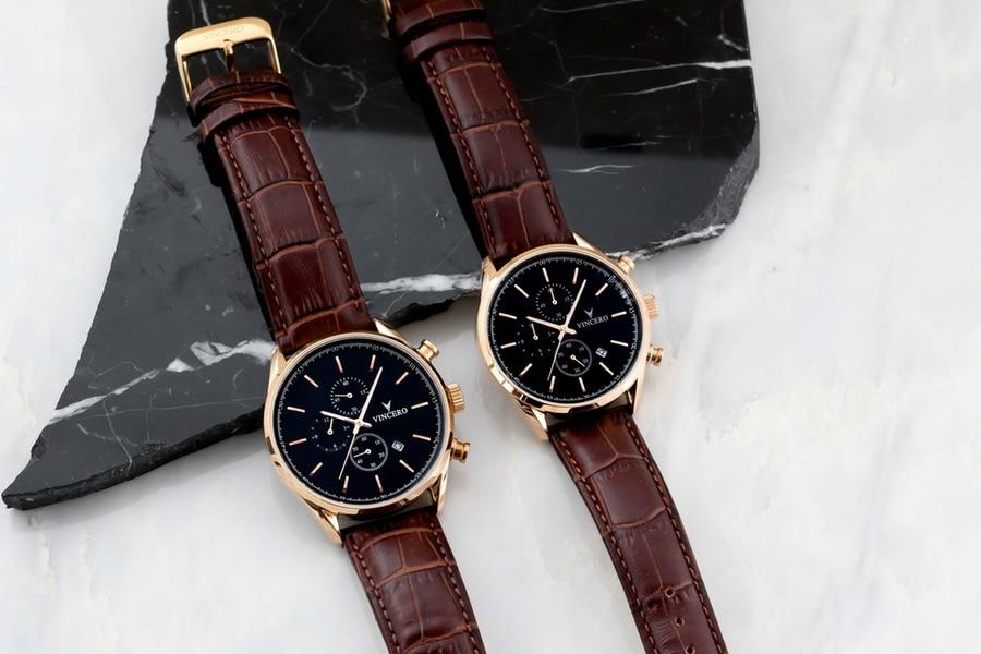 vincero watches pair