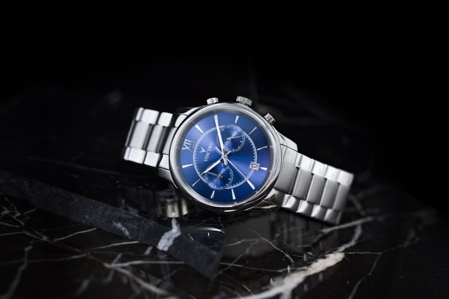 vincero watches stainless steel