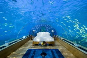 8 best underwater luxury hotels