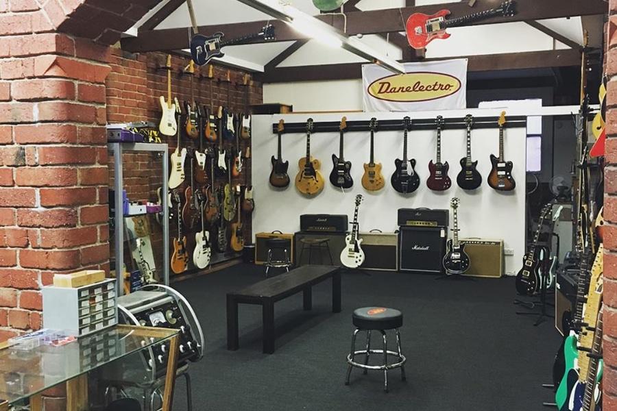guitar emporium shop