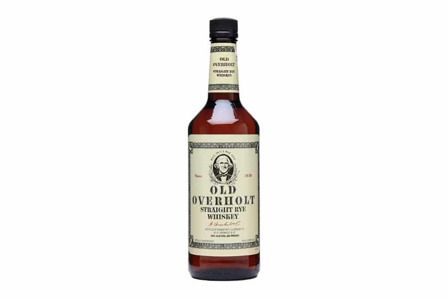 old overholt best rye whiskey