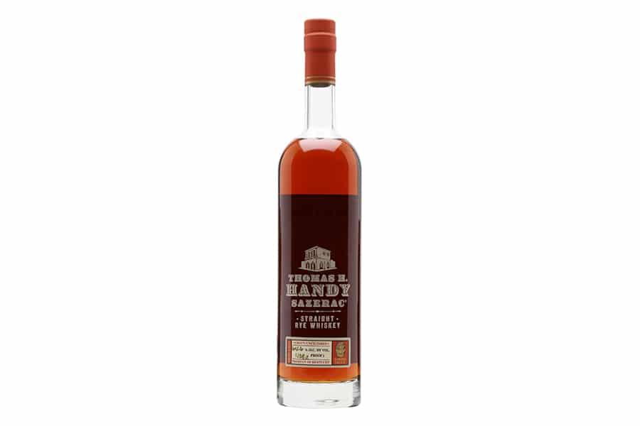 thomas h handy sazerac rye whiskey
