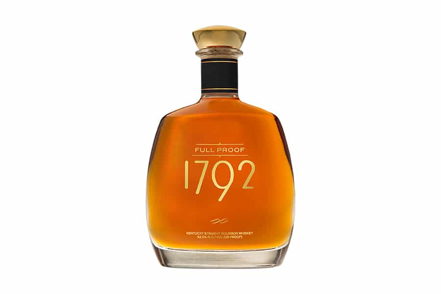 1792 full proof best bourbon whiskey