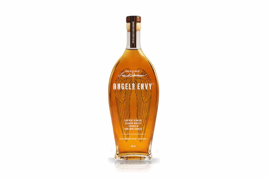 angel's envy port finished best bourbon whiskey
