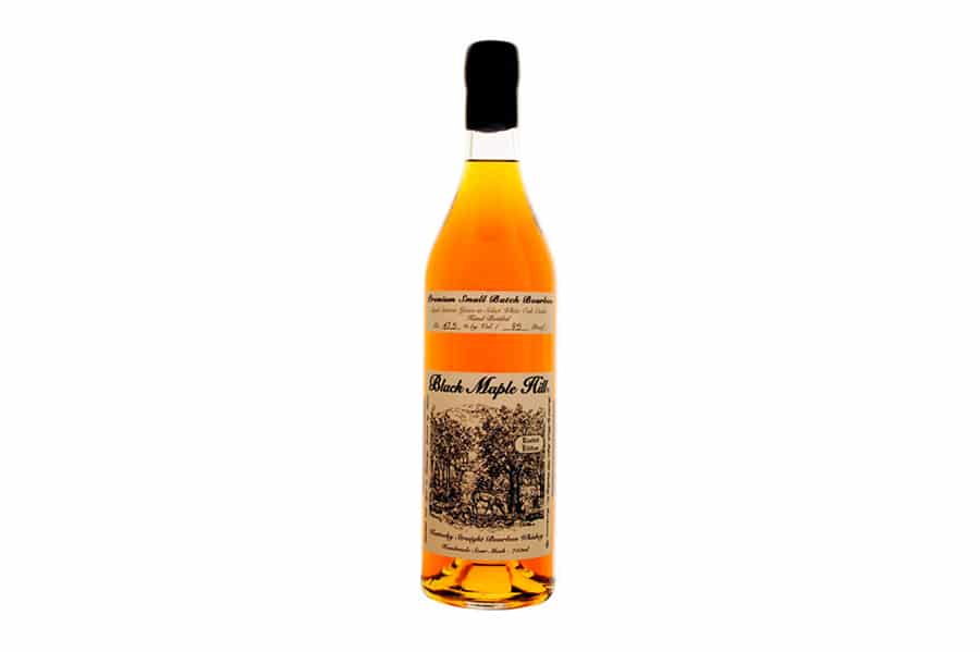 black maple hill 16 year small batch whiskey