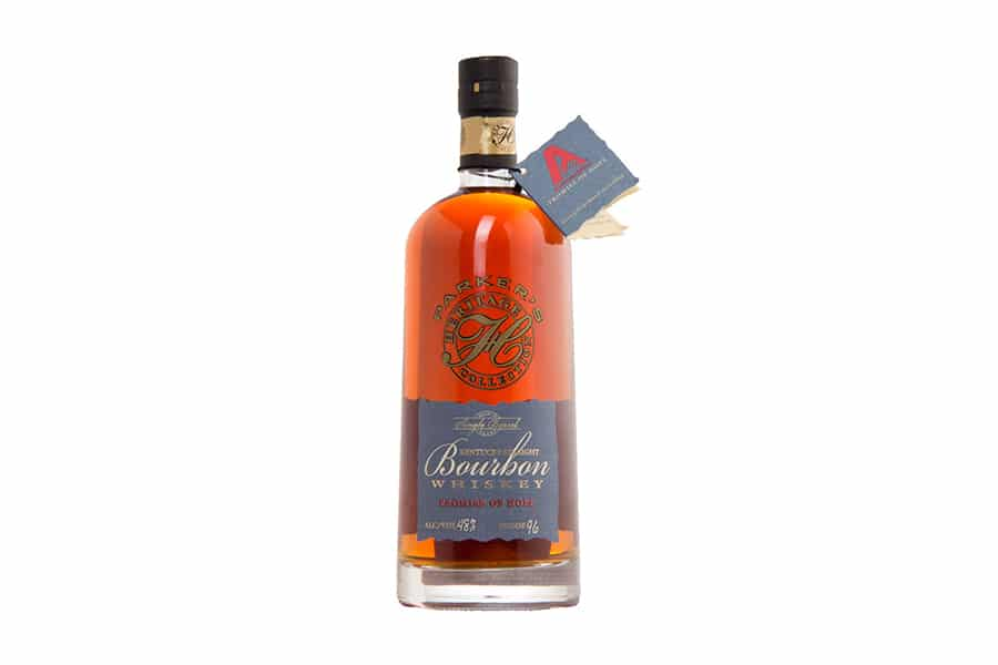 parker heritage promise of hope best bourbon whiskey
