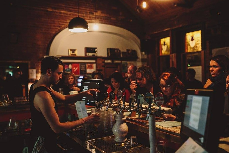 gasometer hotel bar