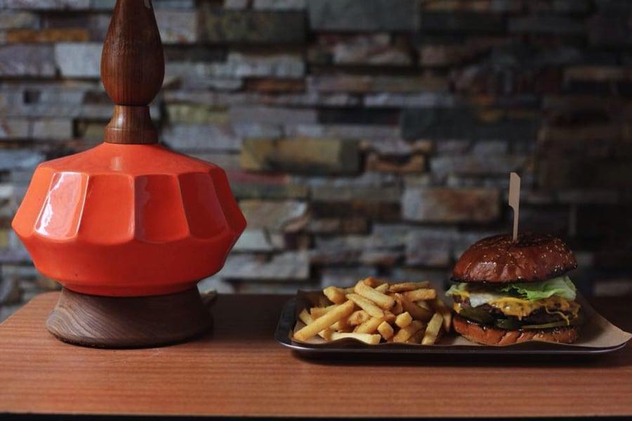 the royston burger