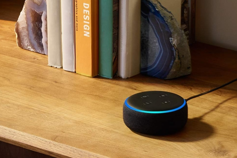 amazon echo dot port