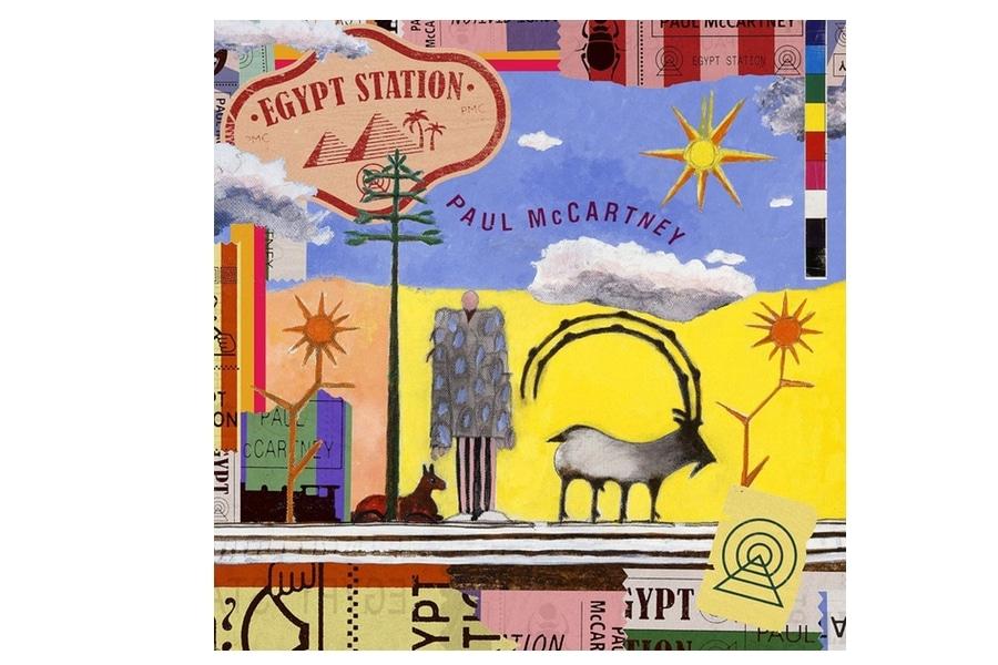 paul mccartney egypt station vinyl record