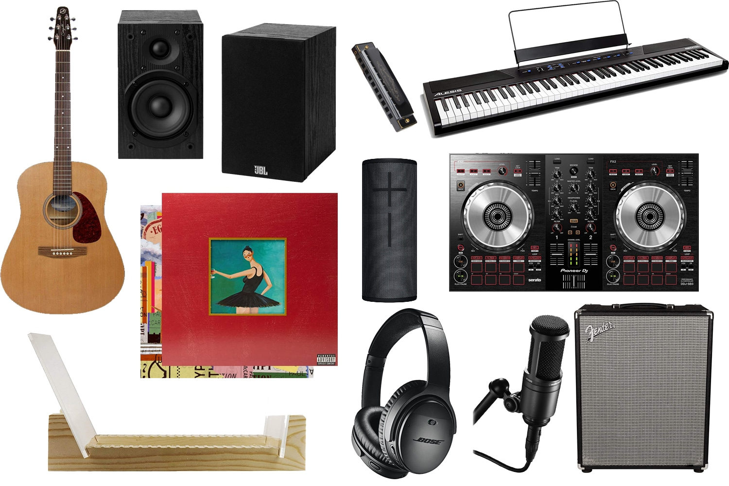 Amazon Finds September 2018 – Music to My Ears