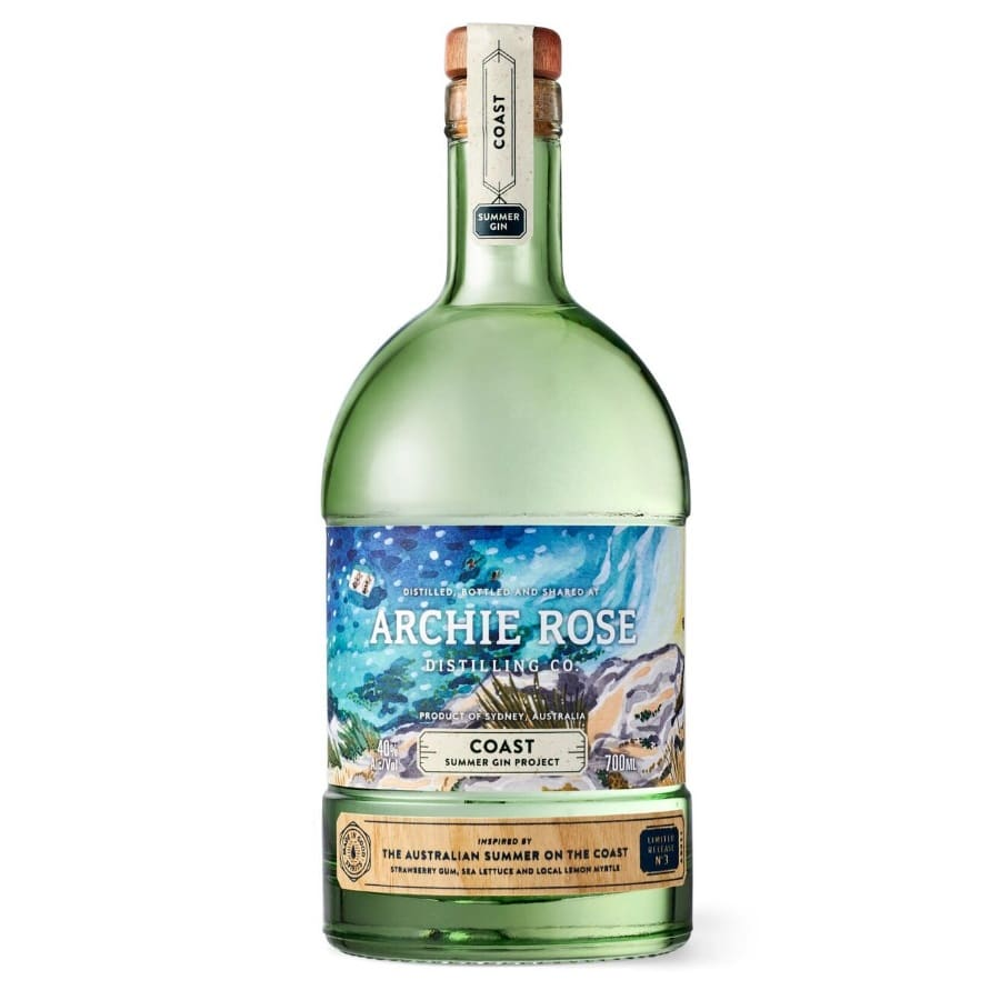 archie rose distilling co coast