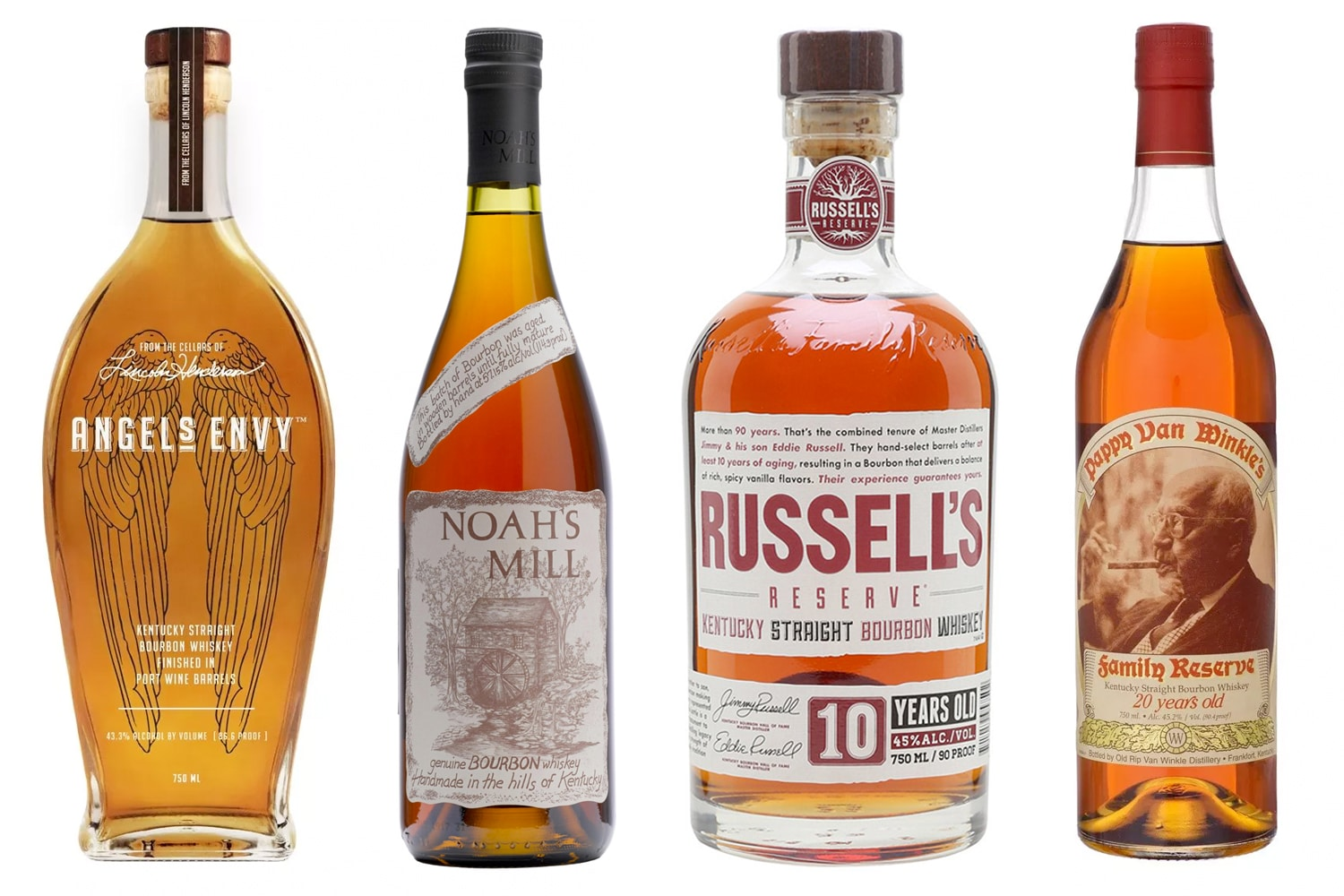 20 Best Bourbon Whiskeys | Man of Many