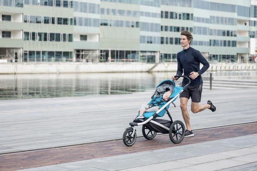 jogging stroller comfortable
