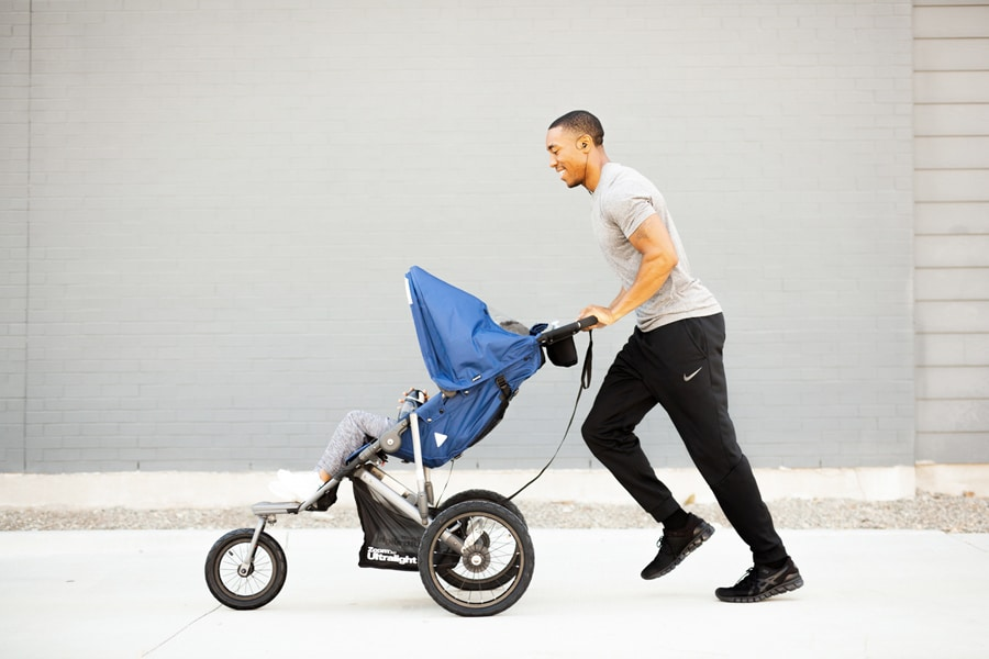 10 Best Jogging Strollers For A Parent On The Run Man Of Many