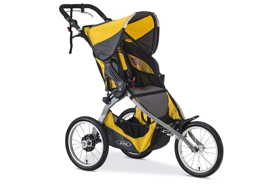10 Best Jogging Strollers For A Parent On The Run Man Of