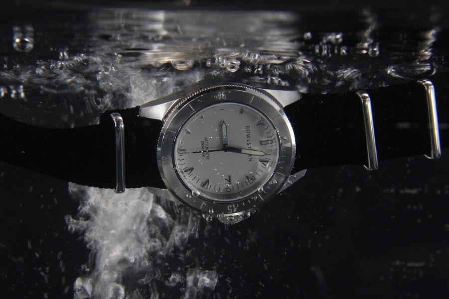 water forehand