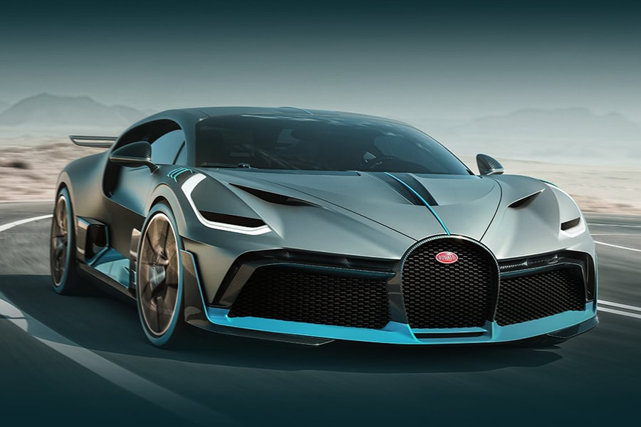 Bugatti Owns Corners With The Divo Man Of Many