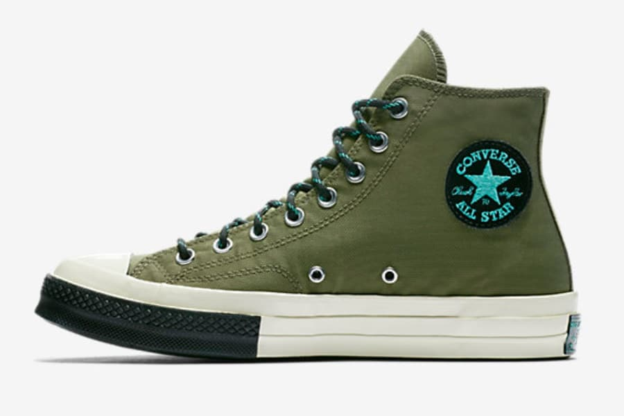 chuck 70 trek high-tops converse image