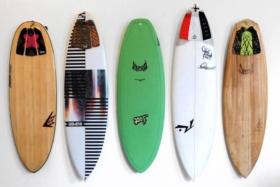 gnarwall surfboard wall hanger